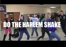 Harlem Shake by EXKITTY