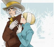 Hatter25: cold by lily-fox