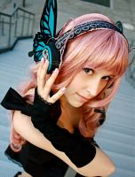 Luka Megurine by white---butterfly