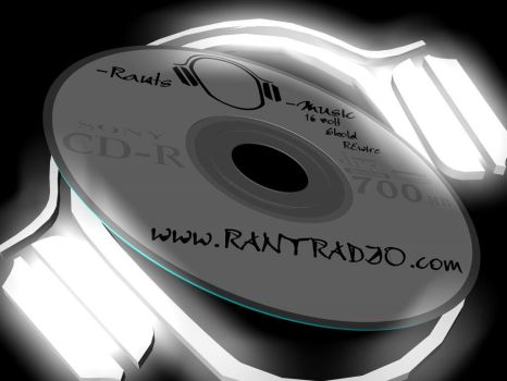RantRadio CD by rantradio