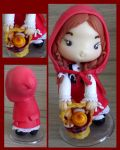 Red Riding Hood by AndressaYokoGohan