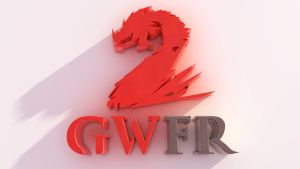 Guild Wars 2 - 3D Typography by b4ddy