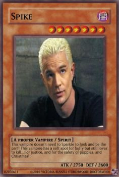 Spike by torchwood1doctorwho