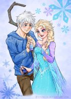 For My Snowflake by Fuyukichi