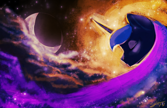 Stary night by BlindCoyote