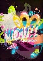 WOW anniversary by SoKratif