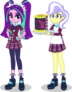 Welcome to Crystal Prep, Have Some Cake by punzil504