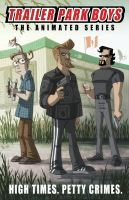 Trailer Park Boys The Animated Series by OtisFrampton