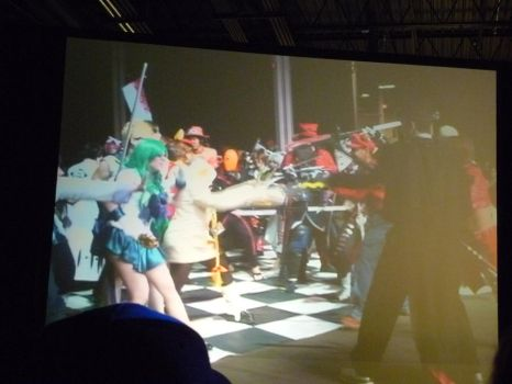 Cosplay Chess 17 by tisnarutard