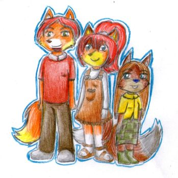 Family by DinaTS