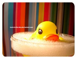 duck by lucie-in-the-sKy