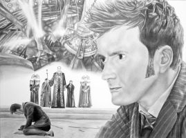 The Doctor's End of Time by Windestaenzerin