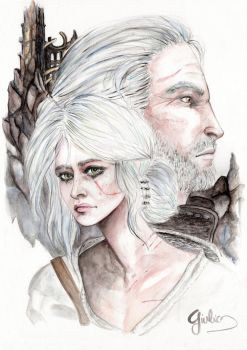 The Witcher by g-ivanov