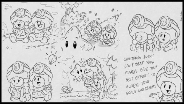 captain toad coloring pages - photo#29