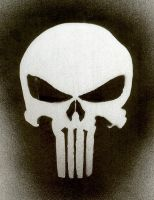 The Punisher by g00ni