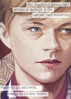 Kill your darlings: Lucien Carr by a-story-about-you