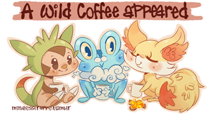 Pokemon X and Y Mug by MindlessFrappe