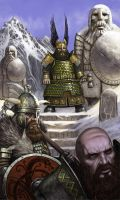 Dwarf Lords by Wiggers123