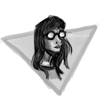 Glasses by monocker