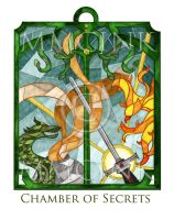 Magic Glass / Chamber of secrets by mccink