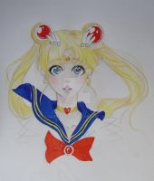 Usagi by ClaraAzuos
