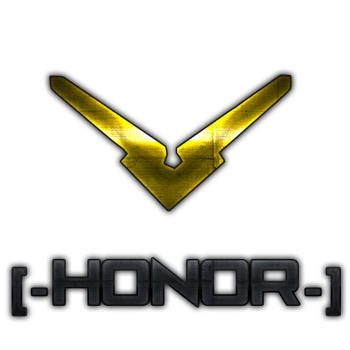 [-Honor-]   Logo by GreekSoldier11