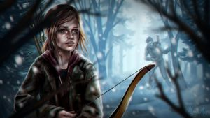 The Last of Us by minielche