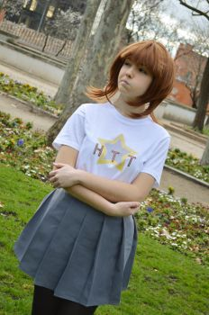 Cake is over - k-on cosplay by blanelle29