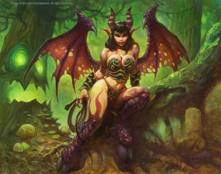 SisterOfSeduction by AlexHorley