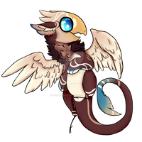 Art Trade :  Rainywren by xXCandyAngelXx