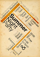Summer Night Party -- Birthday by ever-dying