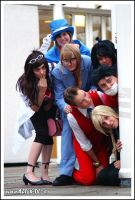 Ace Attorney is watching you by Haldthin-Cosplay