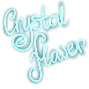 Crystal Flower Signature by littletrouble1992