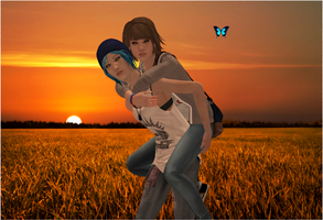 Life is Strange - Friends Forever by jagged66