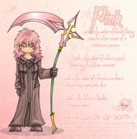 Marluxia is pink by silvestris