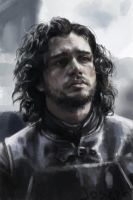 You Know Nothing, Jon Snow by Jaasif
