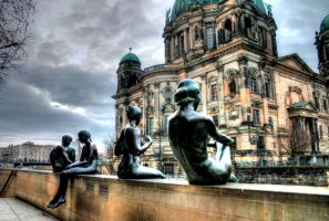 Berliner Dom by Martina31