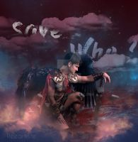 Save who? by Sonala