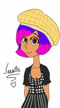my New  me by sarao9g