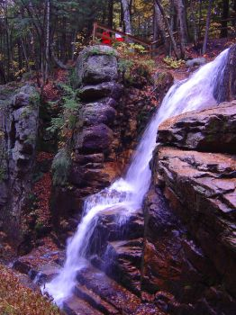 Flume Waterfall by AndySerrano