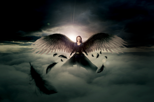 'Angel' - Manipulation by 3constellations