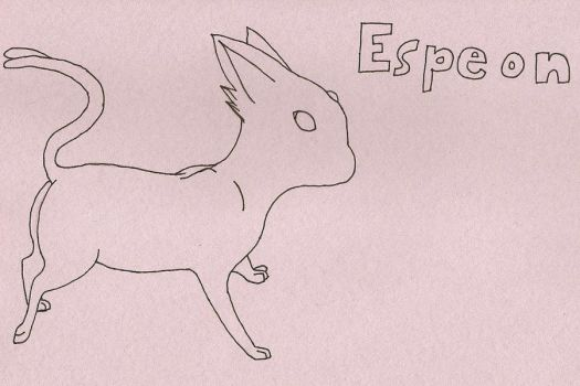 My Espeon by Cheza-the-wolf-girl