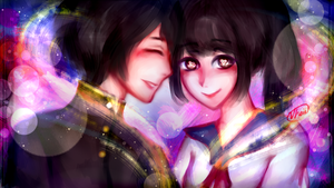Yandere Simulator- A happy ending by Vhoii