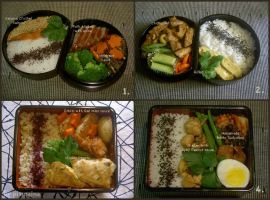 Obento Collection 7 by pixmaina