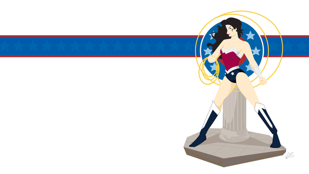 Wonder Woman - WP 03 by lsyw