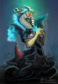Discord As Hades by Mad--Munchkin