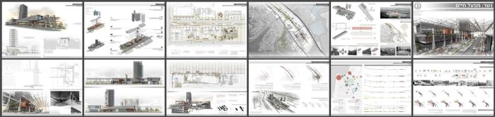 Graduation Project - Reuse of an old cement plant by NoamM