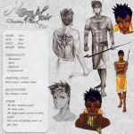 Vitis - Character Card by Noire-Ighaan