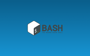 GNU Bash Wallpaper by PainlessRob