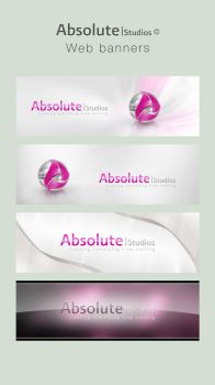 Abs Web banners by Mohager
